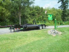 Car Trailer 5 Ton Dual Axle Trailer
