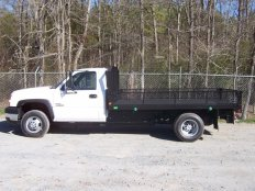 Chevy 3500 Flat Bed