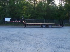 Mike's 25 Ton Equipment Trailer