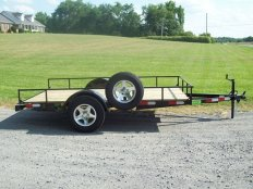 Mike's 6 X 10 Motor Cycle Trailer