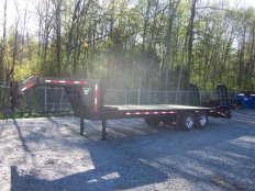 Mike's 10 Ton Gooseneck Trailer