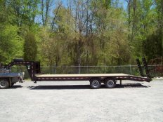 Mike's 12 Ton Gooseneck Trailer