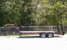 Mike's 8 Ton Gooseneck Trailer