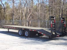 Mike's 10 Ton Equipment Trailer
