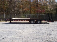 Mike's 20 Ton Equipment Trailer