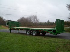 Mike's 6 Ton Gooseneck Trailer