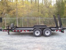 Mike's MC16 6 Ton Equipment Trailer