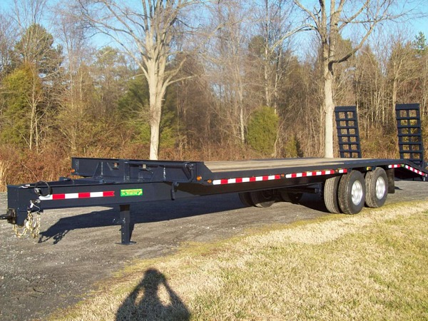 Mike S 12 Ton Equipment Trailer Mikes Welding Amp Trailer