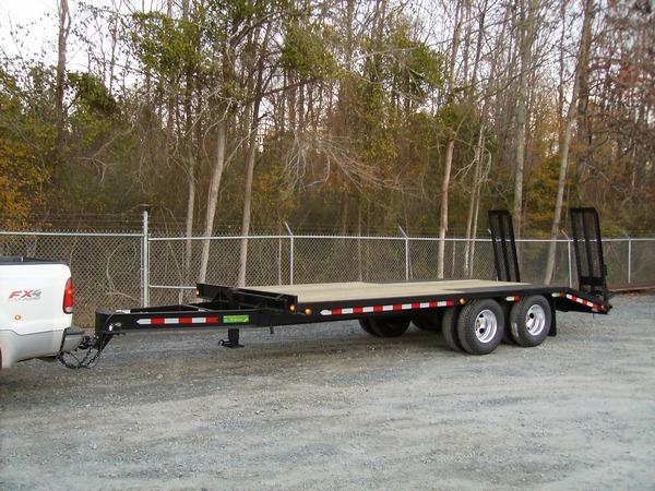 Mike's 8 Ton 8 Wide Equipment Trailer